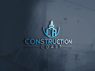 CA Coast Construction Logo - Entry #153