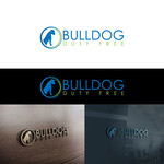 Bulldog Duty Free Logo - Entry #4
