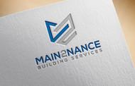 MAIN2NANCE BUILDING SERVICES Logo - Entry #3