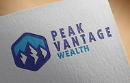 Peak Vantage Wealth Logo - Entry #119