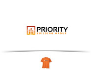 Priority Building Group Logo - Entry #188