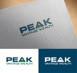 Peak Vantage Wealth Logo - Entry #51