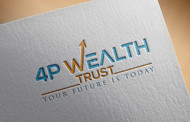 4P Wealth Trust Logo - Entry #318