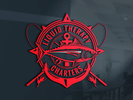 Liquid therapy charters Logo - Entry #144