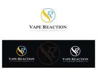 Vape Reaction Logo - Entry #125