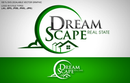 DreamScape Real Estate Logo - Entry #134