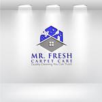 Mr. Fresh Carpet Care Logo - Entry #8