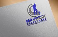 Mr. Fresh Carpet Care Logo - Entry #72