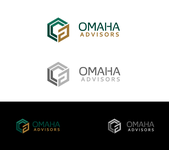 Omaha Advisors Logo - Entry #199