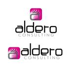 Aldero Consulting Logo - Entry #70