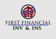 First Financial Inv & Ins Logo - Entry #96