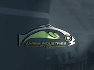 Marine Industries Pty Ltd Logo - Entry #19