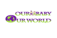 Logo for our Baby product store - Our Baby Our World - Entry #13