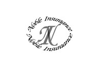 Noble Insurance  Logo - Entry #48