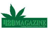 420 Magazine Logo Contest - Entry #32