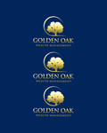 Golden Oak Wealth Management Logo - Entry #86