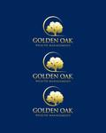 Golden Oak Wealth Management Logo - Entry #86