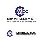 Mechanical Construction & Consulting, Inc. Logo - Entry #213