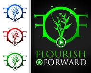 Flourish Forward Logo - Entry #58