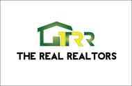The Real Realtors Logo - Entry #2