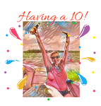 Having a 10! Logo - Entry #57
