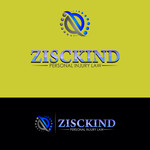 Zisckind Personal Injury law Logo - Entry #35