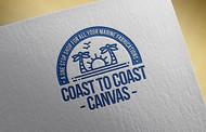 coast to coast canvas Logo - Entry #110
