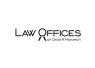 Law Offices of David R. Monarch Logo - Entry #194