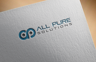 ALL PURE SOLUTIONS Logo - Entry #26