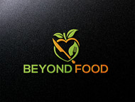 Beyond Food Logo - Entry #178
