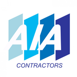 AIA CONTRACTORS Logo - Entry #78