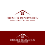 Premier Renovation Services LLC Logo - Entry #103