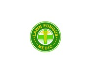 Lawn Fungus Medic Logo - Entry #39