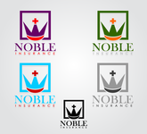 Noble Insurance  Logo - Entry #5