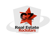 CZ Real Estate Rockstars Logo - Entry #24
