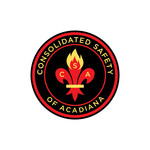 Consolidated Safety of Acadiana / Fire Extinguisher Sales & Service Logo - Entry #143