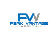 Peak Vantage Wealth Logo - Entry #44