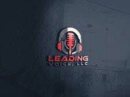 Leading Voice, LLC. Logo - Entry #12