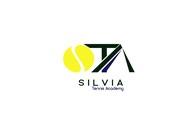 Silvia Tennis Academy Logo - Entry #159