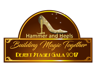 Hammer and Heels Logo - Entry #16