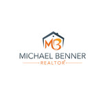 Michael Benner, Real Estate Broker Logo - Entry #108