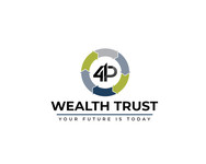 4P Wealth Trust Logo - Entry #153
