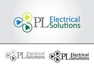 P L Electrical solutions Ltd Logo - Entry #20