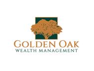Golden Oak Wealth Management Logo - Entry #100