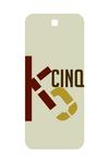 K-CINQ  Logo - Entry #112