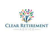 Clear Retirement Advice Logo - Entry #153