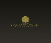 Golden Oak Wealth Management Logo - Entry #14