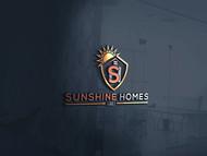 Sunshine Homes Logo - Entry #459
