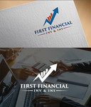 First Financial Inv & Ins Logo - Entry #14
