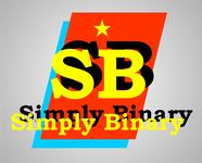 Simply Binary Logo - Entry #191